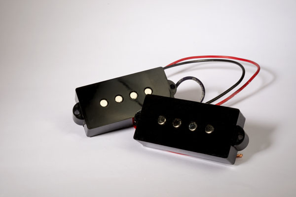 Molten Lead Pb bass pickup